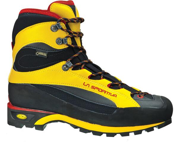 La Sportiva Trango Guide Evo GTX Chaussures Homme, yellow/black
